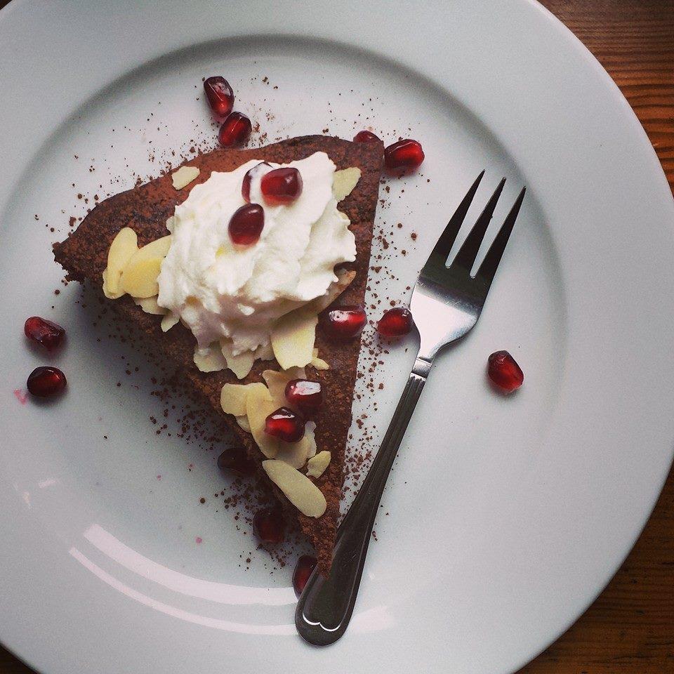 Świeżutkie brownie